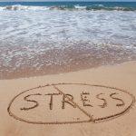 No stress - stress relief symbol